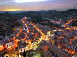 Hostal Restaurante El Castillo, Alcorisa (Berge yakınında)
