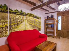 B&B Casa Forcada, Enate (El Grado yakınında)