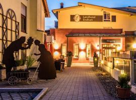 Landhotel Endhart, Landsberg am Lech (Stoffen yakınında)