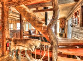 Le Ti Moose - Les Chalets Spa Canada, La Malbaie (Grand-Fonds yakınında)