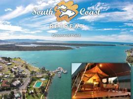 South Coast Retreat, Greenwell Point (Jerry Bailey yakınında)