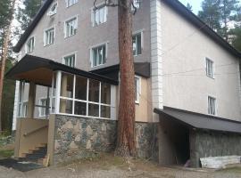 Hotel Teberda-Cheget