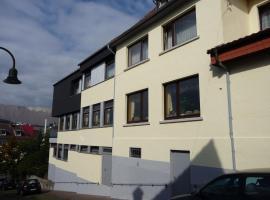 Hotel Gunkel, Heringen (Philippsthal yakınında)