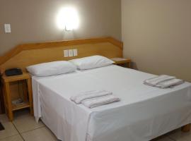 Hotel Grande Anel, Campo Grande (Pontal yakınında)