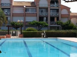 Appartement Les Solleillades, Palavas-les-Flots