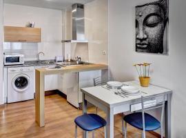 Apartamentos-Suites Los Arcos, Los Arcos (Mues yakınında)