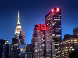 Most Booked Hotels Near Empire State Building In The Past Month New Yorker A Wyndham Hotel