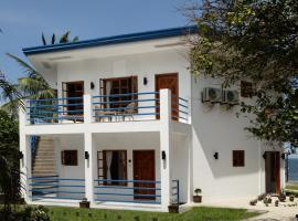 Villa in Blue, Dauin