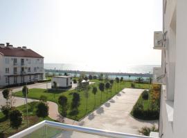 Apartment on Parusnaya 13