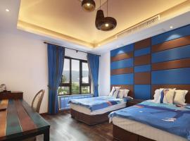 New Start Golf Holiday Inn, Ningbo (Shangshui yakınında)