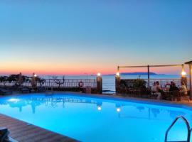 Sunset Beach Hotel, Коккини-Хани
