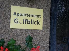 Appartement Golfblick