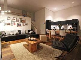 Luxury Penthouse by PINside