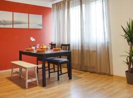Praha New Apartment