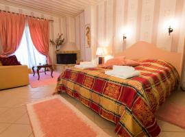 Hotel Melampous, Áno Lousoí (рядом с городом Клитория)