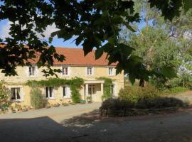 La Goënière, Tallud-Sainte-Gemme (рядом с городом Mouilleron-en-Pareds)