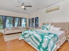 Seascape Luxury Beachfront House, Clifton Beach (Kewarra Beach yakınında)