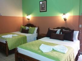 Hotel La Caxa Real, Грасиас (рядом с городом Бонилья)