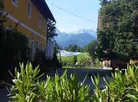 Biohof und Reiterhof Laussabauer, Weissenbach an der Enns (Sankt Gallen yakınında)