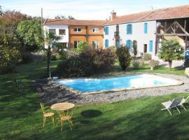 Au Peïmarti, Castex (рядом с городом Sarraguzan)