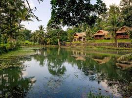 Alam Taman Villa, Табанан (рядом с городом Badung)