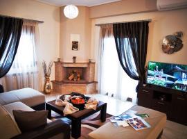 Agria Lux Apartment, Агрия (рядом с городом Káto Lekhónia)
