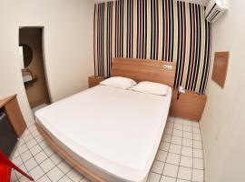New Dhunnas Motel Cidade Jardim