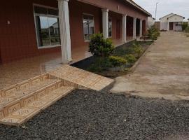 Pazuri Executive Lodge, Kalomo