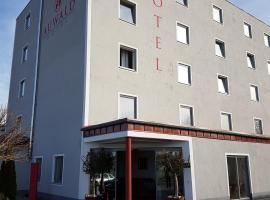 Auwald Hotel, Ingolstadt (Oberstimm yakınında)