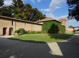 Palazzo Minelli, Sala Bolognese (Berdekatan Castello d'Argile)