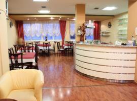 Garni Hotel Belvedere, Кралево