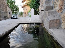 Peña Negra, La Garganta (Cerca de Cantagallo)
