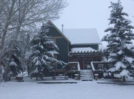 Rosebush Lodge, Edberg (Bashaw yakınında)