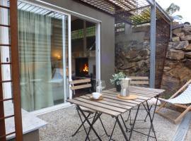 Apartment Rovellada Platja, Colera (Portbou yakınında)