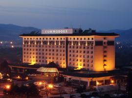 Commodore Hotel Gyeongju, Gyeongju