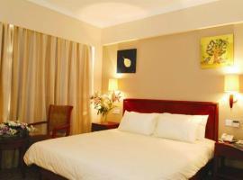 GreenTree Inn Shanxi Jinzhong Yuci Huitong Road Shell Hotel, Jinzhong (Wanghu yakınında)