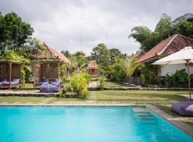 Blue Garden Yogyakarta, Джокьякарта (рядом с городом Pucung)