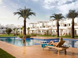 Luxury apartment Condado De Alhama N5, Лас-Флотас-де-Бутрон