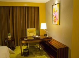 GreenTree Eastern Jilin Changchun FAW West Station Hotel