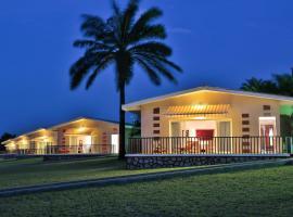 Hotel La Beviour, Muanda (рядом с регионом Soyo)
