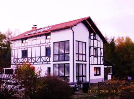 Landhaus Rennsteigleiter Altenfeld, Altenfeld (Grossbreitenbach yakınında)