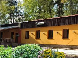 Restaurace a penzion Blučina, Dačice