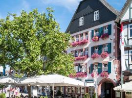 Romantik Hotel zum Stern, Bad Hersfeld (Gittersdorf yakınında)