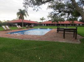 Aguapé Lodge, Colonia Carlos Pellegrini