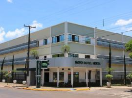 Novo Hotel Herta, Guaíra