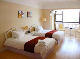 Bedom Apartments · Wanda Plaza, Qingdao