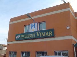Hostal Vimar, La Llosa (рядом с городом Чильчес)