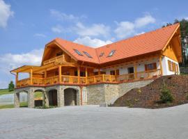 Szlovén Mintagazdaság, Felsőszölnök (Windisch Minihof yakınında)