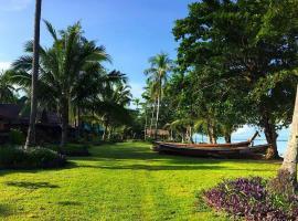 Libong Relax Beach Resort, Ko Libong