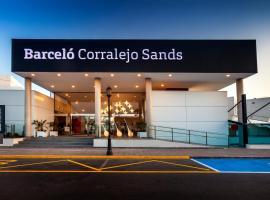 Barceló Corralejo Sands, Corralejo